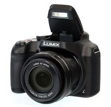 Panasonic Lumix DC-FZ80 4K 18.1 MP Digital Camera - Black