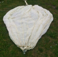 Army Training Parachute Landing Troops Vintage Original USSR Soviet Russian