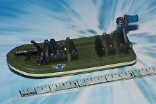 "MICRO MACHINES NAVAL Rigid Inflatable Boat ""RIB"" # 2"