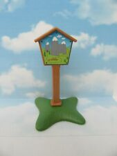 PLAYMOBIL  MOUNTAIN COUNTRYSIDE SIGN-RUSTIC STYLE