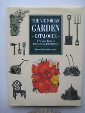 Victorian Garden Catalogue Ledward Gartenkatalog Historismus Antiquitäten 1880er