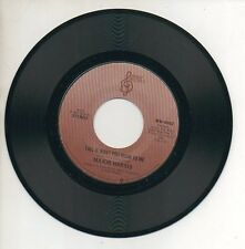 MAJOR HARRIS 45 RPM Record LAID BACK LOVE / THIS IS WHAT YOU MEAN TO ME  Mint!