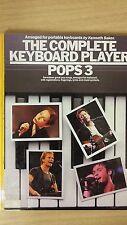 La tastiera completa Player: POPS 3: punteggio di musica (c1)