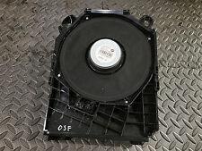 BMW 3 SERIES COUPE E92 E93 07-12 FRONT DRIVER SIDE FLOOR SUBWOOFER BASS SPEAKER