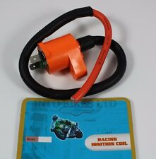 Rendimiento De Carrera Bobina De Encendido MBK CW 50 Potenciador Blanco 1994