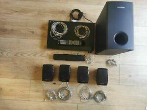 SAMSUNG HT-Z 320, 5.1 SURROUND SOUND SYSTEM HOME CINEMA SYSTEM DVD PLAYER