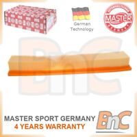 GENUINE MASTER-SPORT GERMANY HEAVY DUTY AIR FILTER FOR MERCEDES-BENZ