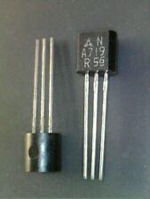 2SA719 A719 (R) NPN output stage of portable radio transistor NOS. Matsushita
