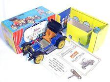 Schuco Germany OPEL DOCTOR WAGON OLDTIMER Tin Toy Wind-Up Car #1228 MIB`85 RARE!