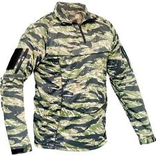 Valken Paintball VTac V-Tac Tango Combat Playing Jersey Tiger Stripe X-Large XL