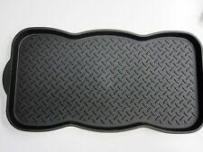 2x Schuhsammler Schuhablage Schutzschale Schuhabtropfschale Kofferraum stapelbar