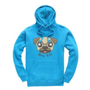 Pug Life Morgz Inspired Kids Hoodie MGZ YouTube YouTuber Hooded Sweatshirt