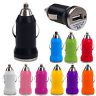 New Mini USB Car Auto Charger Adapter For Iphone Ipod Sansung Cell Phone