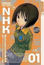 Welcome to the NHK Manga Volume 1