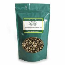 Premium Jasmine Pearls Green Tea - 1 lb bag