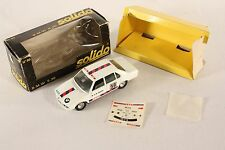 SOLIDO 89, BMW 530, Comme neuf in box #ab759