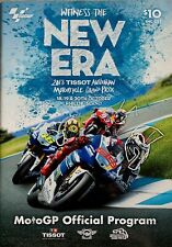 MotoGP Official Program - 2013 Australian Grand Prix - Valentino Rossi, Marquez
