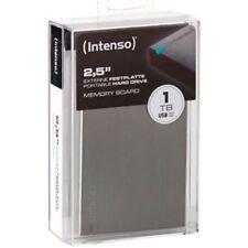 Hd Ext Usb3.0 2.5 1TB intenso Memory Board negro
