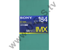Sony BCT-184MXL - MPEG IMX Kassette