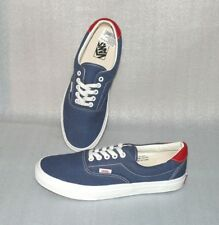 f893e210f1 Vans ERA 59 Canvas Herren Schuhe Freizeit Sneaker 42 US9 CL052 Jeans Blau  Weiß
