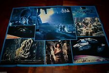 ALIEN OST   ORIGINAL  JAPAN  1979  12' w.poster  LP vinyl  JERRY GOLDSMITH  EX+