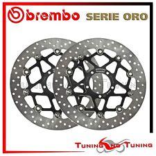DISCOS DE FRENO DELANTERO BREMBO SERIE ORO MV AGUSTA BRUTALE R 989 2008 78B40868