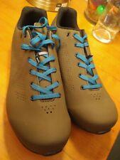NEW Louis Garneau Nickel Cycling Shoes Men's 43 EUR  US 9.5  Truffe(Brown)