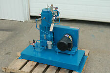 3 Hp Single Stage Metal Diaphragm Type Gas Compressor Package