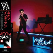 Neon Indian-VEGA INTL. Night School CD NUEVO