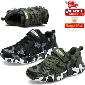 Kids Shoes Children Running Trainers Boys Girls Comfort Sports Shoes Mesh Size