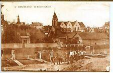 CP 18 - Cher - Vierzon - Le Bassin du Canal