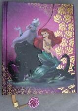 Ariel & Ursula DIARY designer FAIRYTALE villains collection journal ed LIMITEE