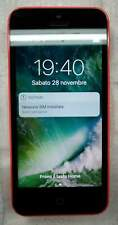 Apple iPhone 5C - 8GB - Rosa- Sim Free - usato -
