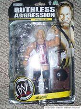 WWE Jakks Wrestling Figur Ruthless Aggression Jesse Series 38 WWF ECW WCW TNA