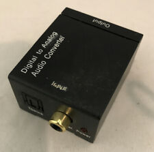 Serene Innovations TV Digital Audio Connector DAC-202 B1