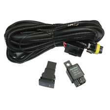 Relay Wiring Harness Switch Wire H11 For Toyota Add-On Fog Lights HID LED DRL
