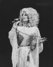 Country Singer Actor DOLLY PARTON 8x10 Photo Singing Celebrity Actress Print