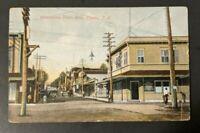 1909 Waianuenue Street Hilo Hawaii Honolulu to St Louis MO RPPC Cover