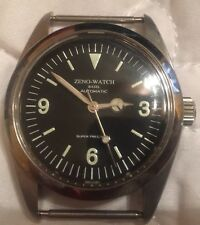 Zeno USA Basel ZN-001 Men's Automatic Watch Excellent Working 5ATM 001