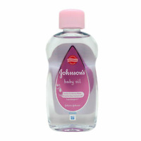 Johnsons Baby Oil 200ml Hypoallergenic Ideal for Baby Massage ✈️SAME DAY SHIP ✈️