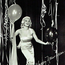 Foto Cartolina Originale Mamie Von Doren