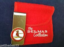 Saint Louis Cardinals   VINTAGE MONEY CLIP  by Golf Masters - Delmas Collection