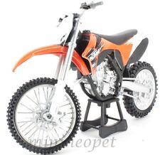 New Ray 44093 Ktm 2011 11 350 Sx-F Dirt Bike 1/12 Orange