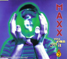 MAXX - You Can Get It (UK 5 Track CD Single)