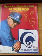 24/07/1972 Sports Illustrated Magazine: VOL 37-N. 04-Coperchio (Contenuto) LA PR