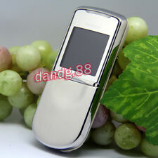 Nokia 8800 Sirocco 8800D 8800SE Cellular Mobile Cell Phone Original Silver Gifts