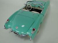 1 Chevy 1957 Built Corvette Chevrolet Sport Car Vintage 24 Model 18 Classic 12