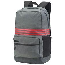 adidas 2017 Men s Lightweight 3 Stripes Travel Medium Sport School Gym  Backpack e6d96f6a89b77
