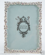 Olivia Riegel Princess Picture Photo Frame with Swarovski® crystals stones 5x7""