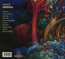 GODDYS - AMBROSIA   CD NEU